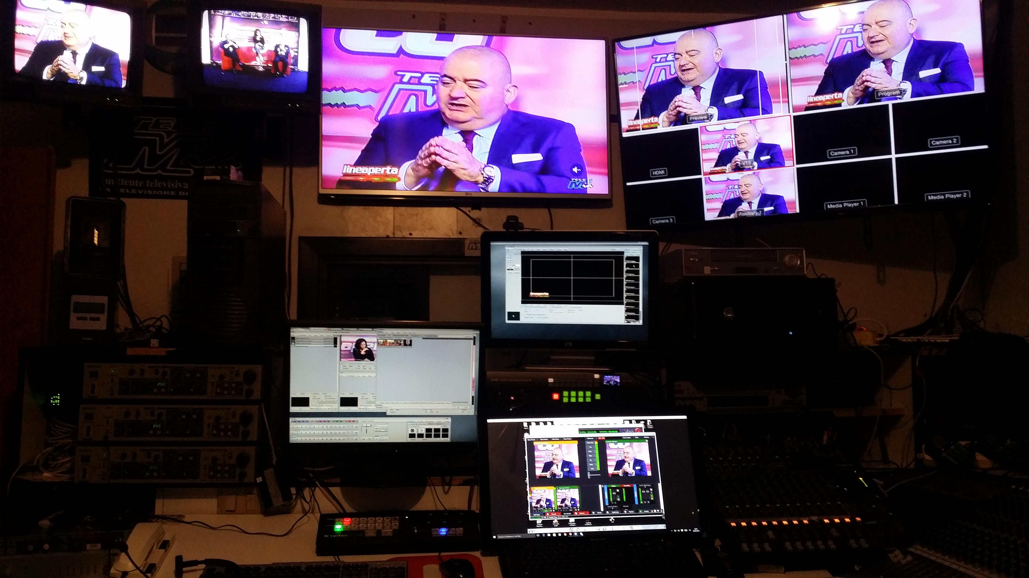 REGIA TELEMIA TV