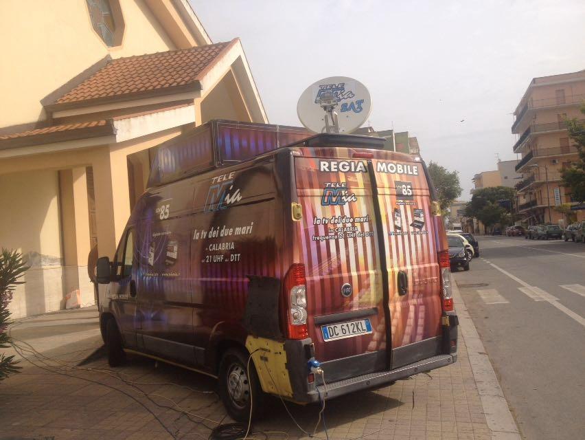 regia mobile chiesa