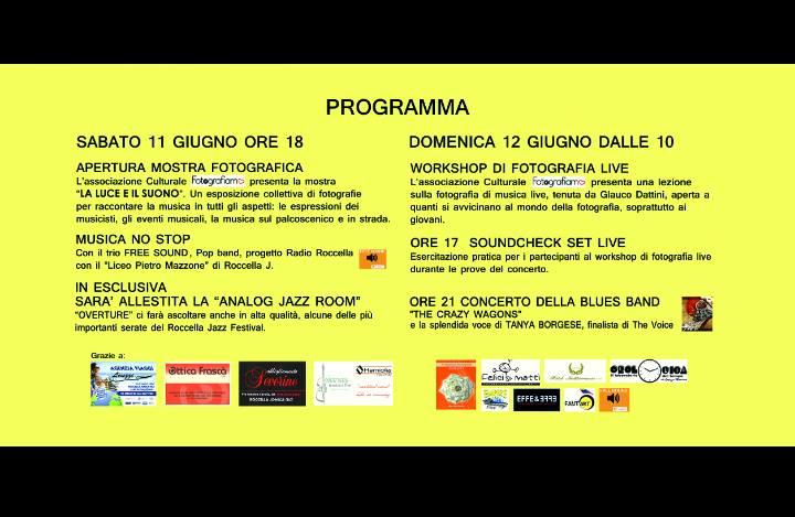 programma evento mostra