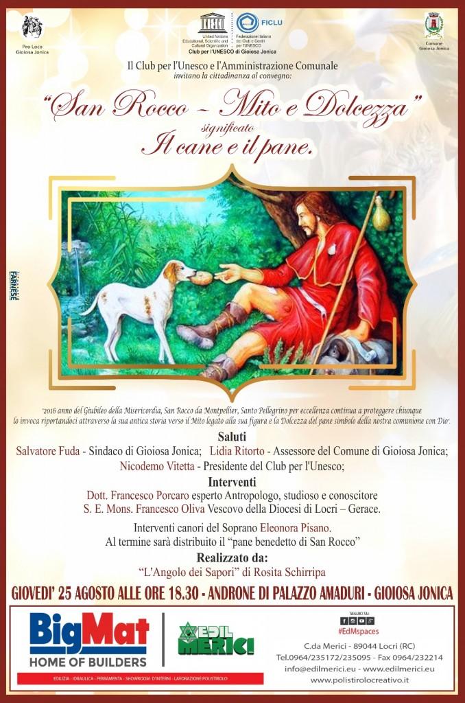 locandina convegno San Rocco