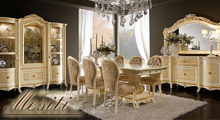 Arredamenti mesiti la casa con stile telemia for Casa stile arredamenti