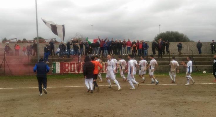 Coppa calabria bovalinese in finale spazzato via il san for Mara arredamenti ardore