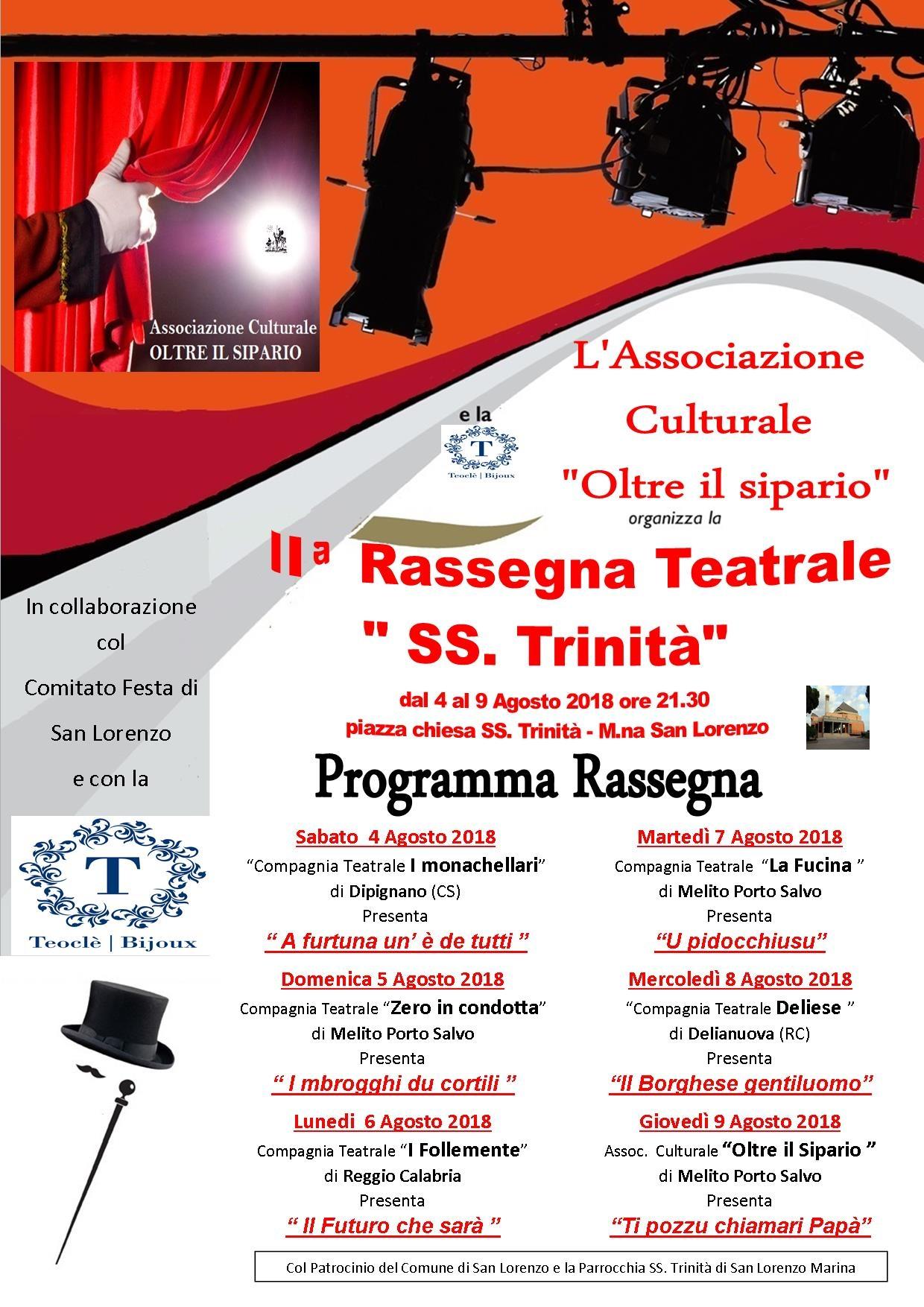 manifesto Rassegna