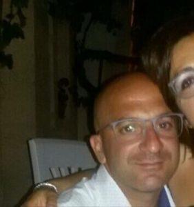 Gianfranco Fumarola, 43 anni, di Martina Franca (Taranto). E' deceduto probabilmente dopo aver messo in salvo i suoi due figli di 11 e 12 anni. Era un agente di polizia penitenziaria